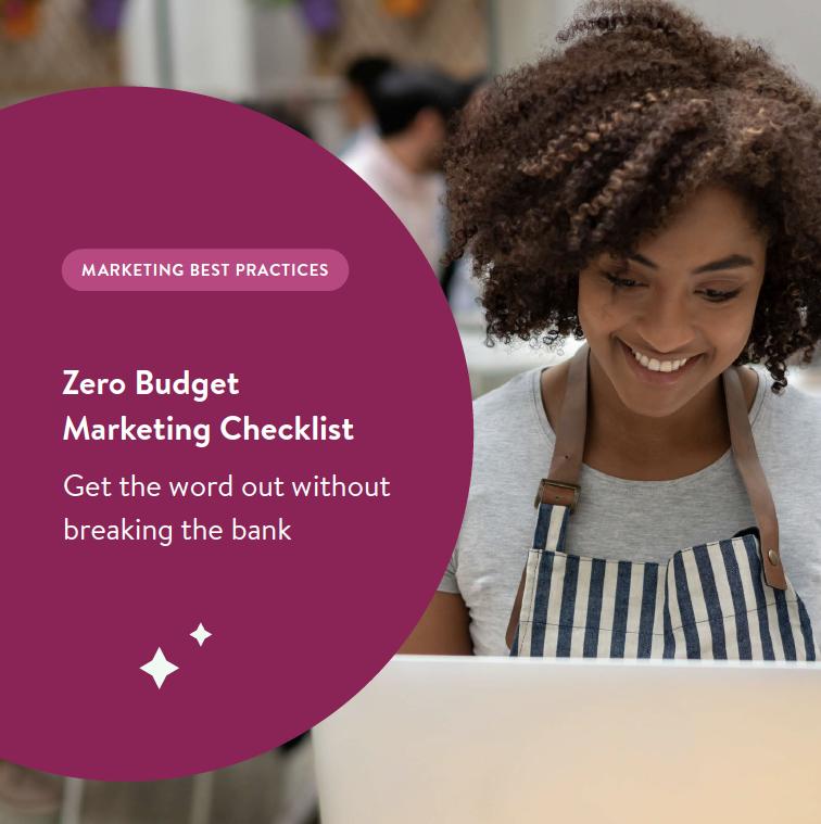 zero budget checklist